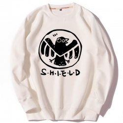 <p>Agents Of Shield Sweatshirts The Avengers Cotton Tops</p>