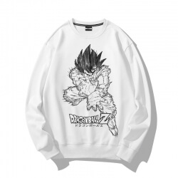 Dragon Ball Kame Hame Ha Hoodie Tops