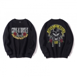 <p>Quality Hoodies Music Guns and Roses Tops</p>