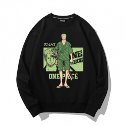 Roronoa Zoro Hoodie One Piece Sweater