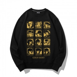 Saint Seiya Zodiac head Sweatshirt Coat