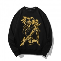 Saint Seiya Aries Mu Hoodies Jacket