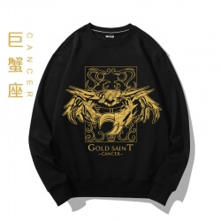 Cancer Hoodie Saint Seiya Sweater