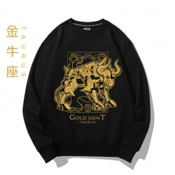Saint Seiya Taurus Sweatshirts Coat