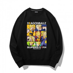 Dragon Ball Saiyan Character Sweatshirts Coat