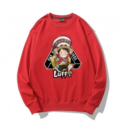 Luffy Jacket One Piece Hoodies