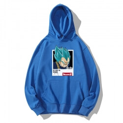 Dragon Ball Vegeta Hoodies Jacket