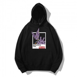 Beerus Coat Dragon Ball Sweatshirts