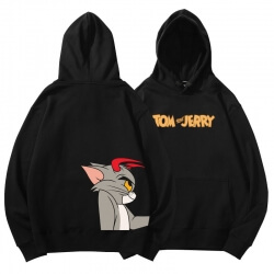 Tom and Jerry Devil Tom Sweatshirts Coat