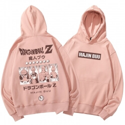 Dragon Ball Majin Buu Sweater Hoodie