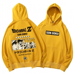 Dragon Ball Goku Sweatshirts Coat