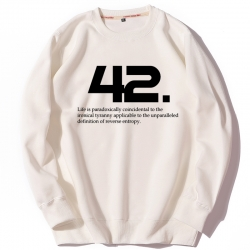 <p>Movie The Hitchhiker&#039;s Guide to the Galaxy Sweater XXXL Sweatshirt</p>
