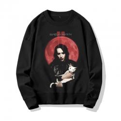 <p>Personalised Tops Rock Marilyn Manson Hoodies</p>