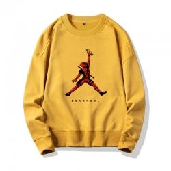 <p>Quality Jacket Deadpool Sweatshirt</p>