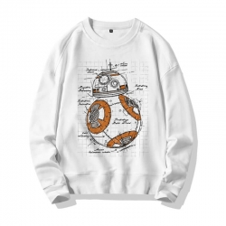 <p>Movie Star Wars Tops Cotton Hoodies</p>