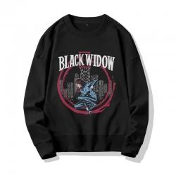 <p>Quality Sweatshirt The Avengers Black Widow Sweater</p>