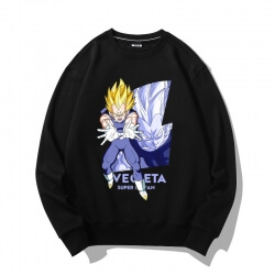 Dragon Ball Vegeta Hoodie Tops