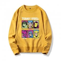 <p>Personalised Hoodie The Avengers Iron Man Sweatshirt</p>