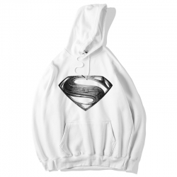 <p>Superman Coat Black Hoodies</p>