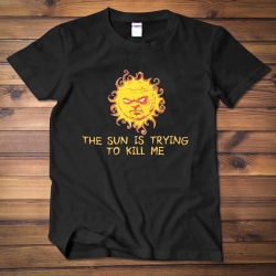 <p>Personalised Shirts The IT Crowd T-Shirts</p>