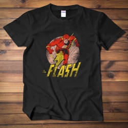 <p>Marvel The Flash Tee Hot Topic T-Shirt</p>