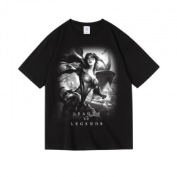 LOL Kaisa T-shirt League of Legends Shieda Kayn Kled Tee