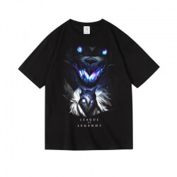 LOL Kindred Tee League of Legends Riven Silas T-shirts