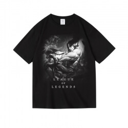LOL Silas Tee League of Legends Thresh Kayle T-shirts