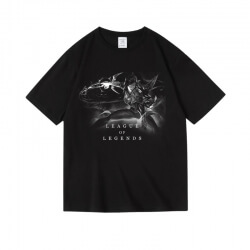 LOL Vayne T-shirt League of Legends Vayne Sett Tee