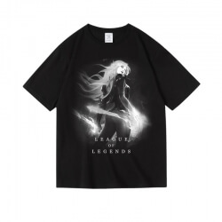LOL Katarina Tee League of Legends Irelia Aphelios T-shirts