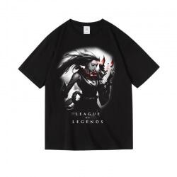 LOL Diana Tee League of Legends Zed Jayce T-shirts