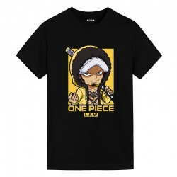 One Piece Trafalgar D. Water Law Tshirt Japanese Anime Shirts