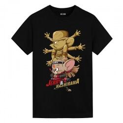 Tom and Jerry Hashirama Senju Jerry Shirts Anime T Shirts Online