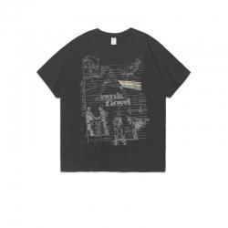 <p>Cotton Tshirt Rock Pink Floyd T-shirt</p>