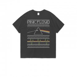 <p>Rock Pink Floyd Tee Cotton T-Shirt</p>
