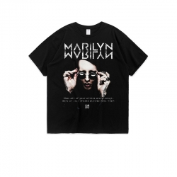 <p>Marilyn Manson Tees Music Cool T-Shirts</p>