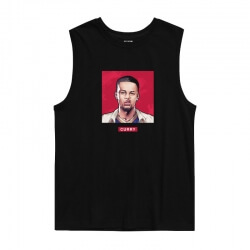 Tee Shirt Tank Tops Stephen Curry