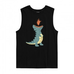 Charizard Tee Shirt Tank Tops