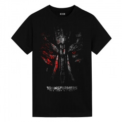Quality Transformers Megatron Black T-shirt