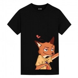 Quality Fox Black T-shirts