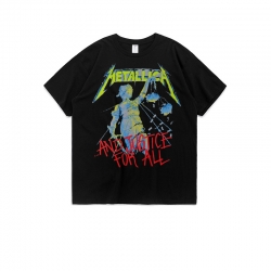 <p>Metallica Tee Rock and Roll Best T-Shirts</p>