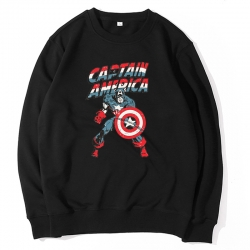 <p>Captain America Coat The Avengers Cool Hooded Coat</p>