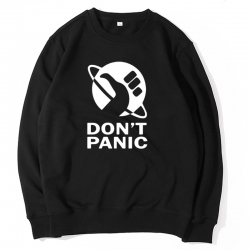<p>XXL Hoodie The Hitchhiker&#039;s Guide to the Galaxy Sweatshirt</p>