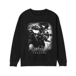 LOL Vayne Hoodie League of Legends Viktor Varus Sweatshirt