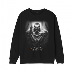 LOL Braum Sweatshirt League of Legends Ashe Jarvan  Hoodie