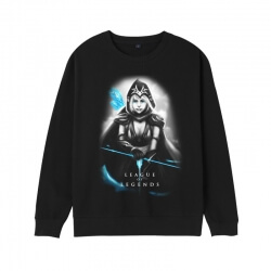 LOL Ashe Hoodie League of Legends Jarvan  Azir Sweatshirt