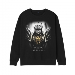 LOL Jarvan  Sweatshirt League of Legends Azir Brand Hoodie