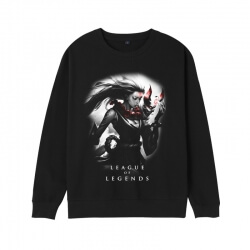 LOL Diana Hoodie League of Legends Zed Jayce Sweatshirt