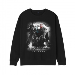 LOL Pyke Hoodie League of Legends Caitlyn Kindred Sweatshirt