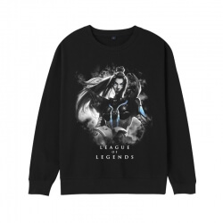 LOL Caitlyn Sweatshirt League of Legends Kindred Riven Hoodie
